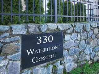 Photo 19: 206 330 Waterfront Cres in VICTORIA: Vi Rock Bay Condo for sale (Victoria)  : MLS®# 628331