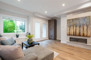 """Photo 3: 2412 DUNDAS Street in Vancouver: Hastings Sunrise Townhouse for sale in """"Nanaimo West"""" (Vancouver East)  : MLS®# R2620115"""
