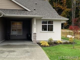 Main Photo: 53 300 Grosskleg Way in : Du Lake Cowichan Row/Townhouse for sale (Duncan)  : MLS®# 858578