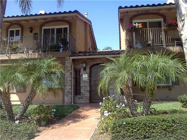 Main Photo: SAN DIEGO Condo for sale : 2 bedrooms : 4212 48th #3