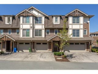 """Photo 1: 7 45025 WOLFE Road in Chilliwack: Chilliwack W Young-Well Townhouse for sale in """"CENTRE FIELD"""" : MLS®# R2391348"""
