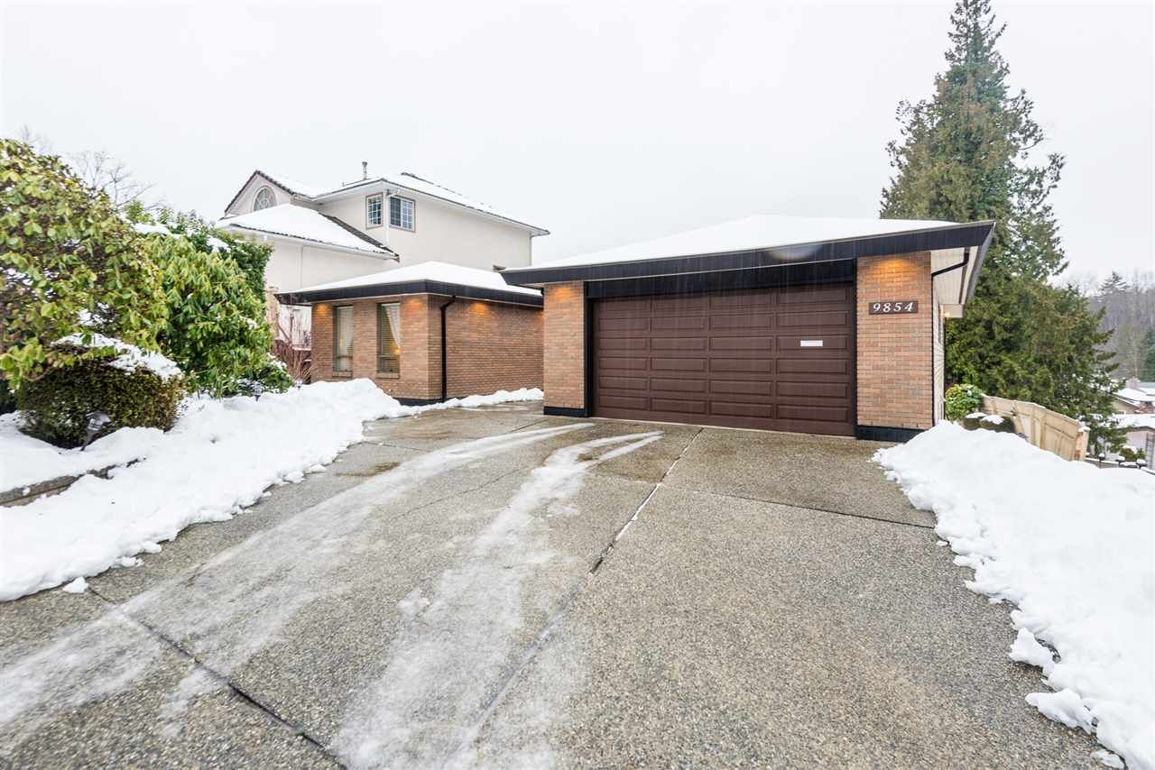 Main Photo: 9854 RATHBURN Drive in Burnaby: Oakdale House for sale (Burnaby North)  : MLS®# R2341542