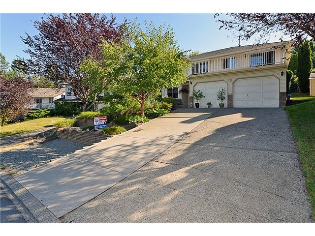 """Main Photo: 35339 SANDY HILL Road in Abbotsford: Abbotsford East House for sale in """"Sandy Hill"""" : MLS®# F1418865"""