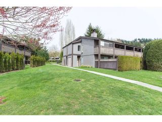 """Photo 1: 214 34909 OLD YALE Road in Abbotsford: Abbotsford East Townhouse for sale in """"The Gardens~"""" : MLS®# R2254662"""