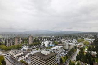 """Photo 13: 2806 4880 BENNETT Street in Burnaby: Metrotown Condo for sale in """"CHANCELLOR"""" (Burnaby South)  : MLS®# R2579804"""