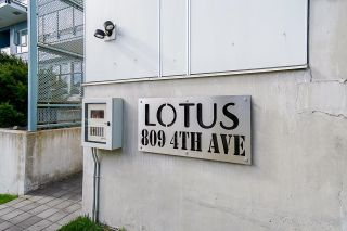 Photo 26: 409 809 FOURTH Avenue in New Westminster: Uptown NW Condo for sale : MLS®# R2622117