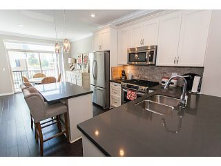 """Photo 3: 3 2845 156 Street in Surrey: Grandview Surrey Townhouse for sale in """"THE HEIGHTS by Lakewood"""" (South Surrey White Rock)  : MLS®# F1441080"""