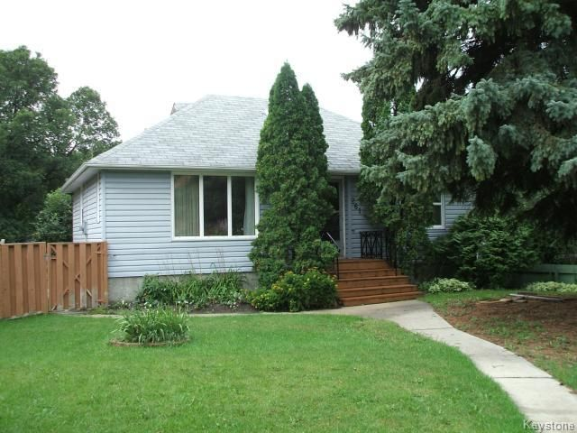 Main Photo: 261 Enfield Crescent in WINNIPEG: St Boniface Residential for sale (South East Winnipeg)  : MLS®# 1420965