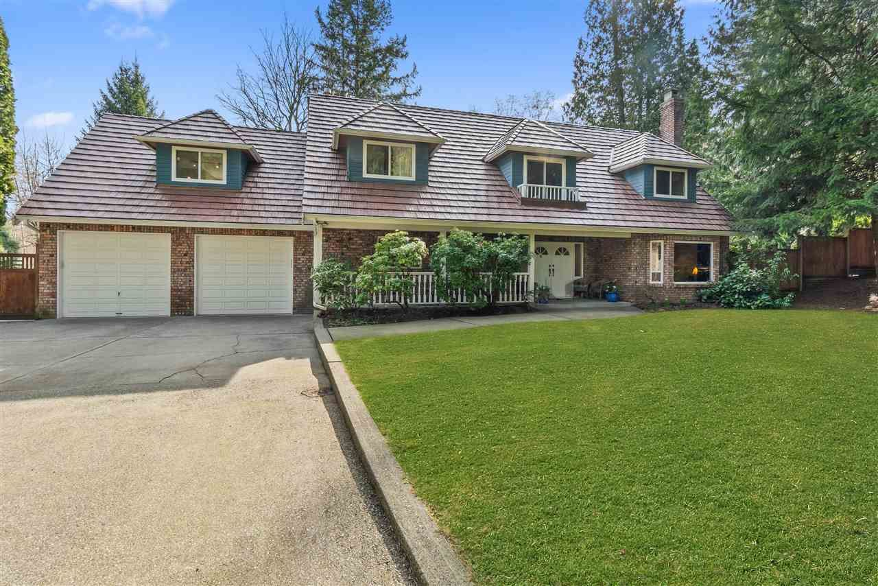 Main Photo: 13478 27TH Avenue in Surrey: Elgin Chantrell House for sale (South Surrey White Rock)  : MLS®# R2555125