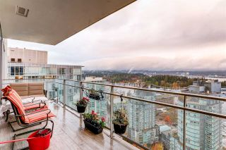 """Photo 5: 2701 1499 W PENDER Street in Vancouver: Coal Harbour Condo for sale in """"West Pender Place"""" (Vancouver West)  : MLS®# R2520927"""