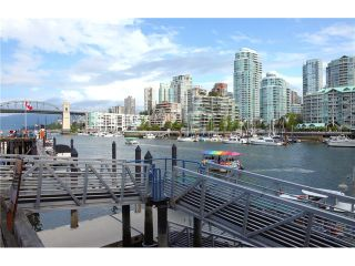 Photo 16: 101 1859 SPYGLASS Place in Vancouver: False Creek Condo for sale (Vancouver West)  : MLS®# V1054077