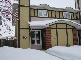 Photo 1: 14 Laurel Leaf Lane in Winnipeg: Garden City Residential for sale (4F)  : MLS®# 1903187