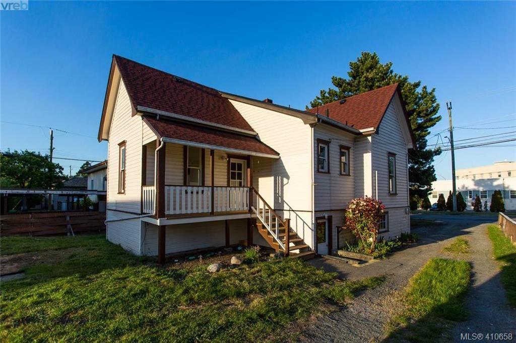 Main Photo: 2440 Richmond Rd in VICTORIA: Vi Jubilee House for sale (Victoria)  : MLS®# 814027