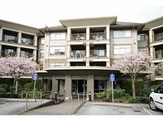 "Main Photo: 201 12238 224 Street in Maple Ridge: East Central Condo for sale in ""Urbano"" : MLS®# R2577415"