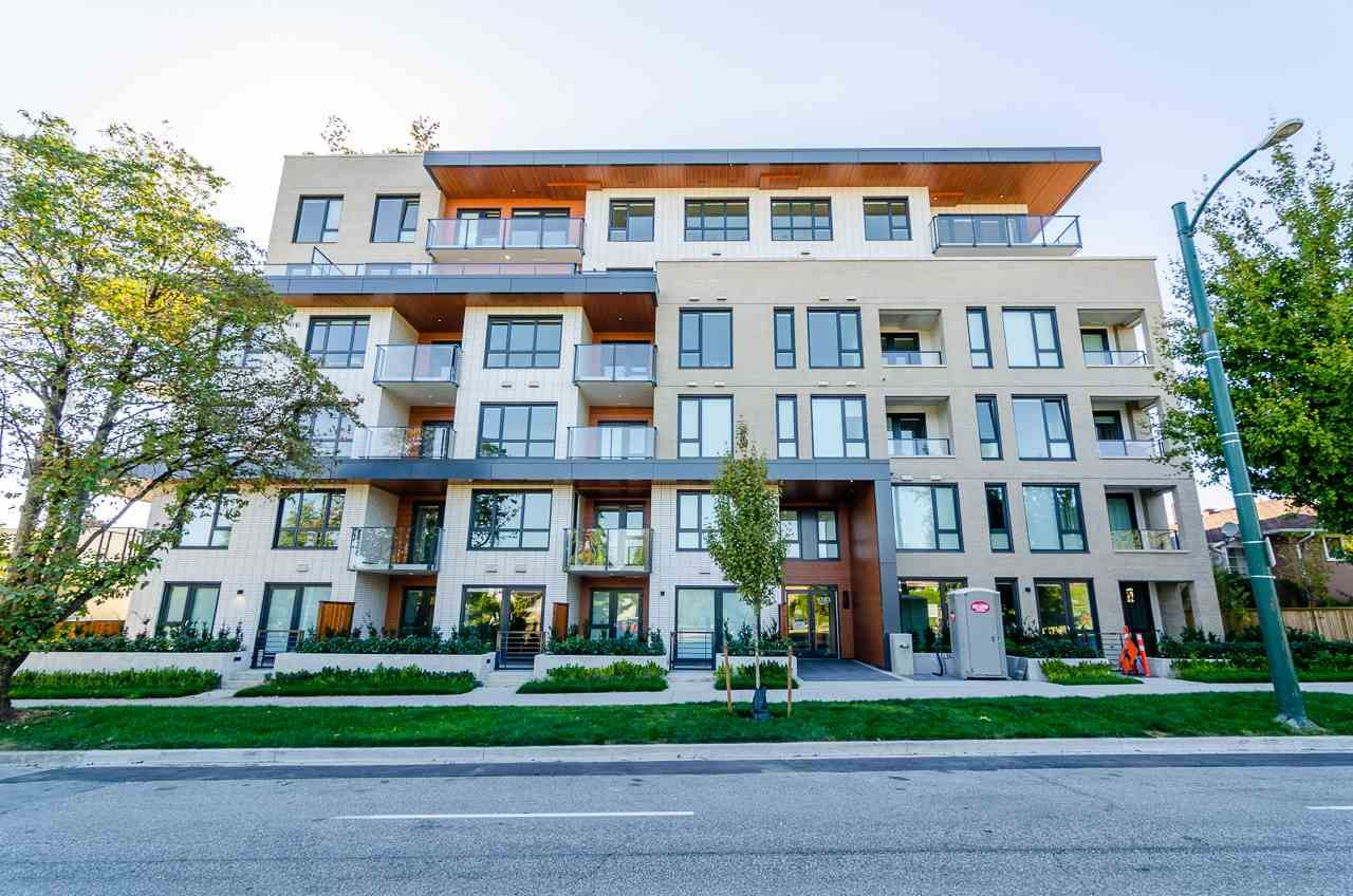 Main Photo: 604 5383 CAMBIE Street in Vancouver: Cambie Condo for sale (Vancouver West)  : MLS®# R2499224