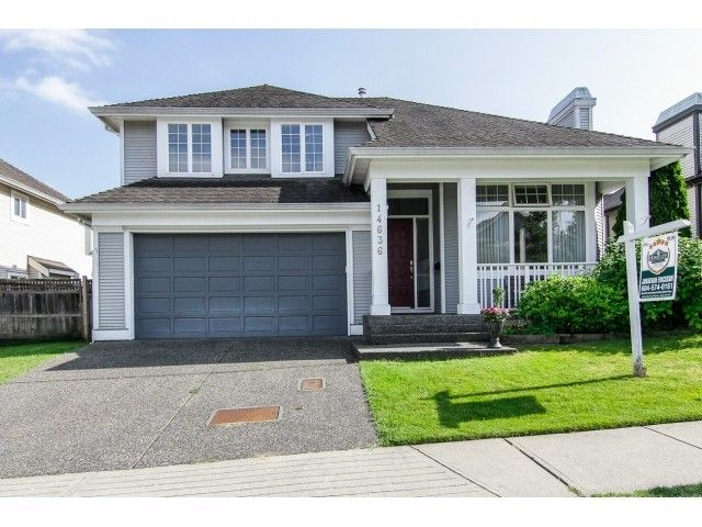 """Main Photo: 14636 76 Avenue in Surrey: East Newton House for sale in """"Chimney Hill"""" : MLS®# F1413311"""