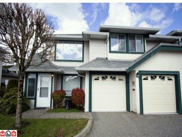 """Main Photo: 193 3160 TOWNLINE Road in Abbotsford: Abbotsford West Townhouse for sale in """"southpoint ridge"""" : MLS®# F1215437"""