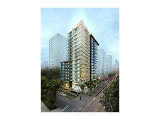 Photo 1: 606 1009 HARWOOD Street in Vancouver: West End VW Condo for sale (Vancouver West)  : MLS®# V1094050