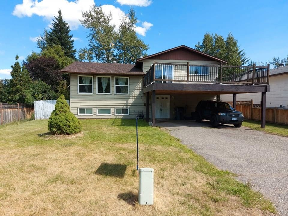 Main Photo: 2368 JASPER Street in Prince George: South Fort George House for sale (PG City Central (Zone 72))  : MLS®# R2603296