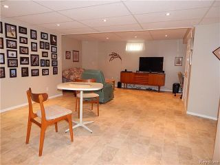 Photo 12: 75 St Hilaire Place in Winnipeg: Southdale Residential for sale (2H)  : MLS®# 1708589