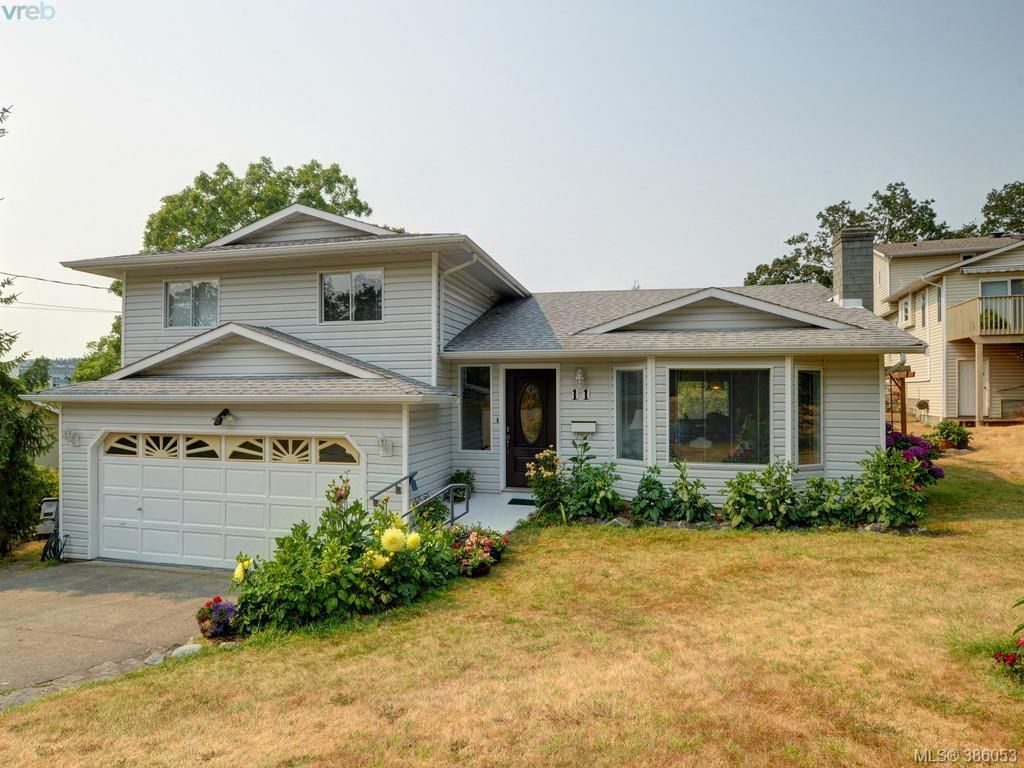 Main Photo: 11 Quincy St in VICTORIA: VR Hospital House for sale (View Royal)  : MLS®# 775790