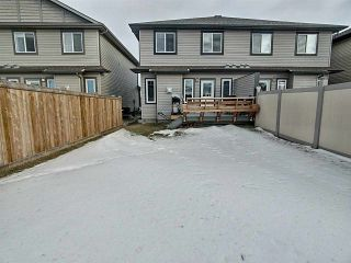 Photo 25: 10516 99 Street: Morinville House Half Duplex for sale : MLS®# E4225872