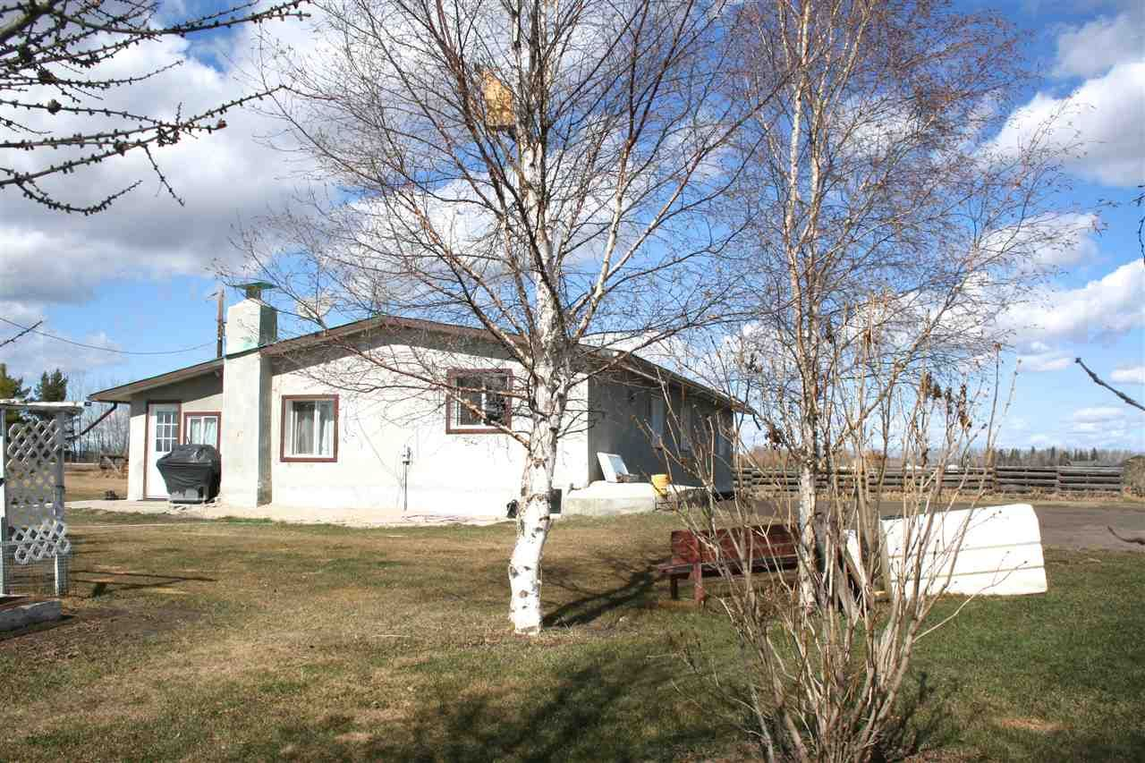 Main Photo: 27232 TWP RD 511: Rural Parkland County House for sale : MLS®# E4254971