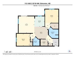 Photo 28: 113 14612 125 Street in Edmonton: Zone 27 Condo for sale : MLS®# E4240369
