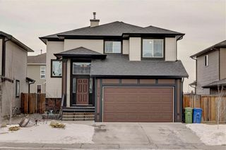 Photo 1: 2136 LUXSTONE Boulevard SW: Airdrie Detached for sale : MLS®# C4282624