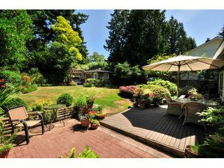 """Photo 2: 2476 124TH Street in Surrey: Crescent Bch Ocean Pk. House for sale in """"OCEAN PARK"""" (South Surrey White Rock)  : MLS®# F1448273"""