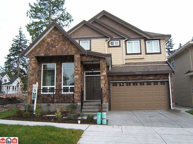 Main Photo: 5936 129 A Street in Surrey: Panorama Ridge House for sale : MLS®# F1103832