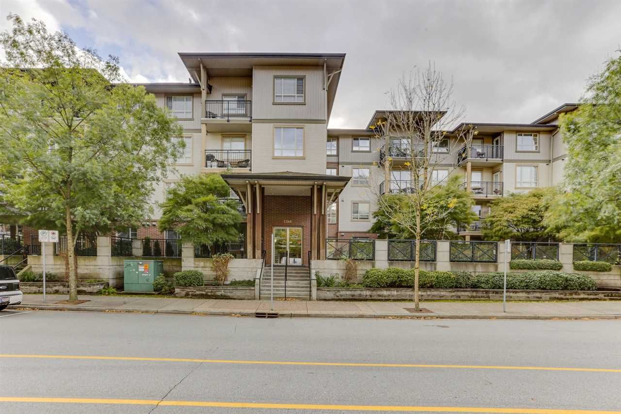 """Main Photo: 208 2346 MCALLISTER Avenue in Port Coquitlam: Central Pt Coquitlam Condo for sale in """"THE MAPLES AT CREEKSIDE"""" : MLS®# R2508400"""