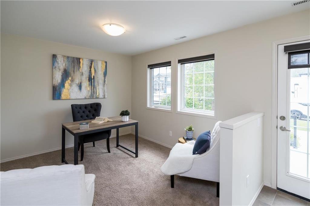 Photo 2: Photos: 104 15 Bridgeland Drive in Winnipeg: Bridgwater Forest Condominium for sale (1R)  : MLS®# 202115646