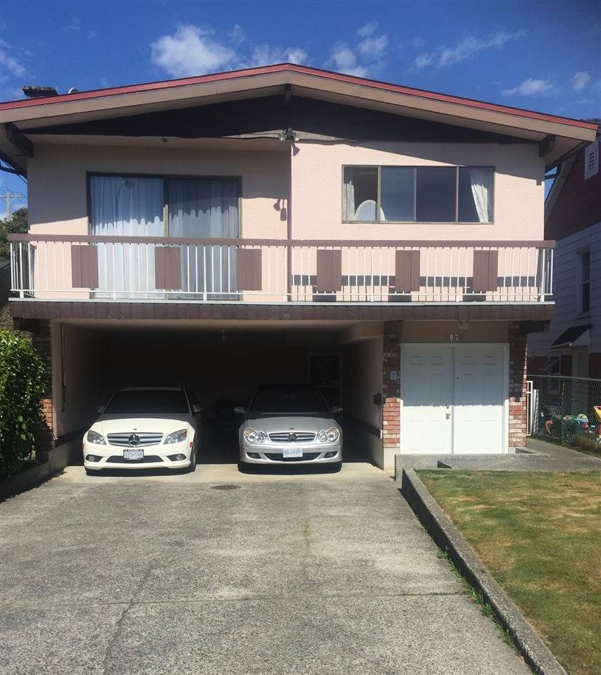 Main Photo: 3035 HORLEY Street in Vancouver: Collingwood VE House for sale (Vancouver East)  : MLS®# R2107382