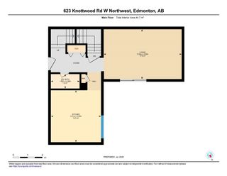 Photo 35: 623 KNOTTWOOD Road W in Edmonton: Zone 29 Townhouse for sale : MLS®# E4247650