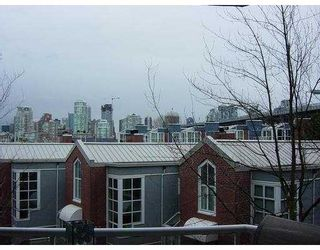 """Photo 7: 1508 MARINER Walk in Vancouver: False Creek Condo for sale in """"MARINER POINT"""" (Vancouver West)  : MLS®# V634593"""