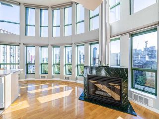 """Photo 6: 503 1 E CORDOVA Street in Vancouver: Downtown VE Condo for sale in """"CARRALL STATION"""" (Vancouver East)  : MLS®# R2583690"""