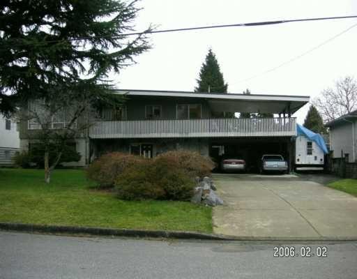 Main Photo: 1910 YEOVIL AV in Burnaby: Montecito House for sale (Burnaby North)  : MLS®# V574588