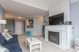 "Photo 2: 402 12464 191B Street in Pitt Meadows: Mid Meadows Condo for sale in ""LASEUR MANOR"" : MLS®# R2305413"