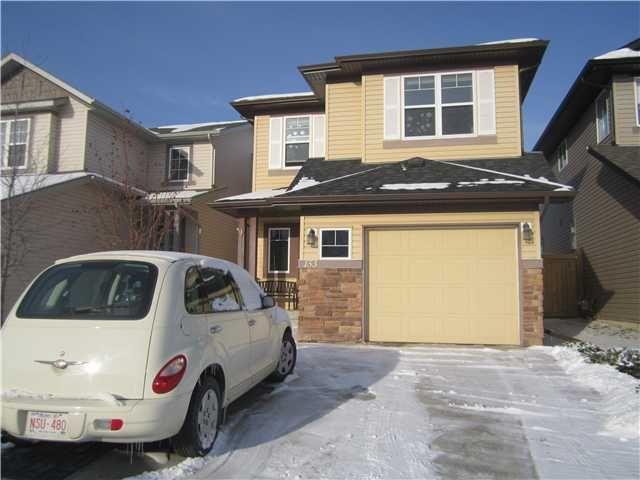 Main Photo: 153 EVEROAK Gardens SW in CALGARY: Evergreen Residential Detached Single Family for sale (Calgary)  : MLS®# C3592802