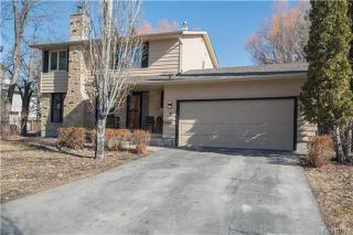 Main Photo: 9 Masefield Place in Winnipeg: Westwood Residential for sale (5G)  : MLS®# 1809428