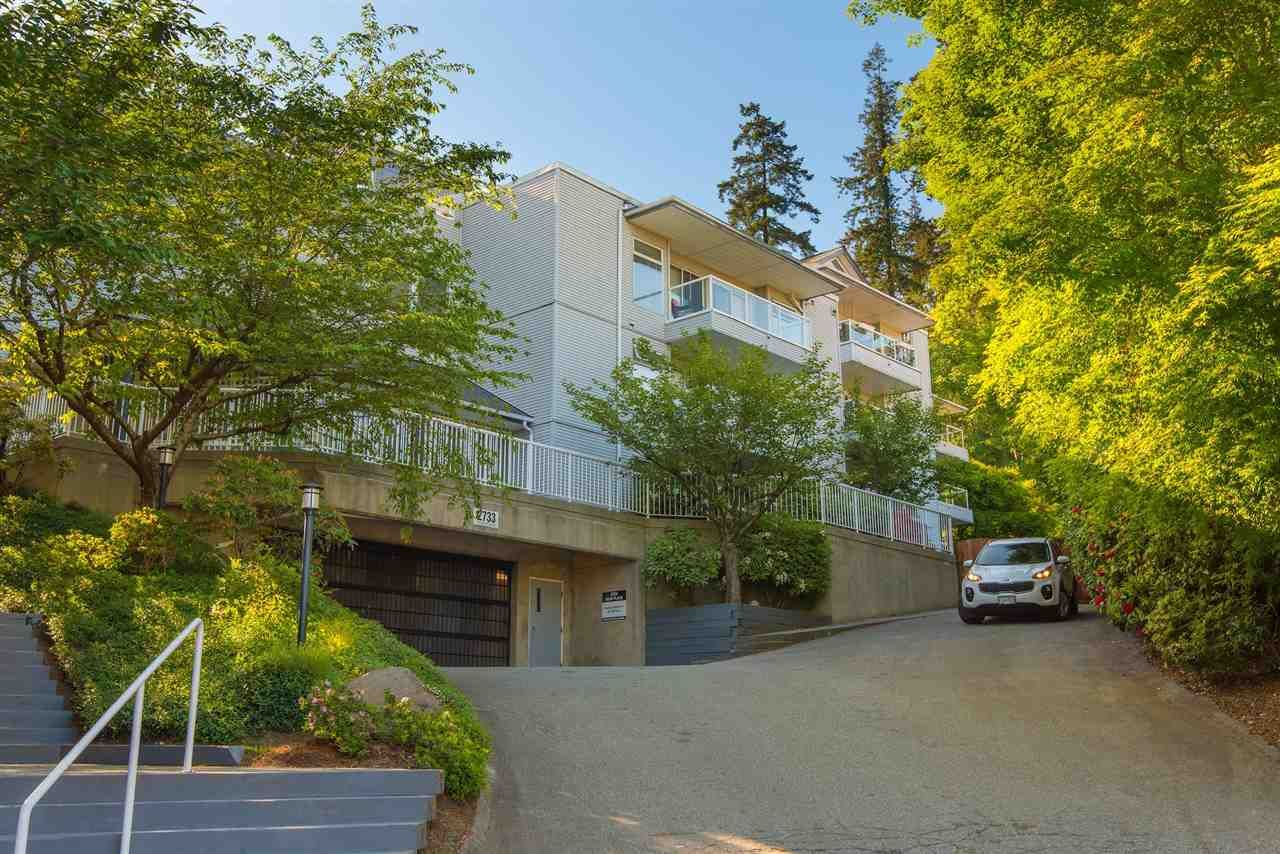 Main Photo: 301 2733 ATLIN Place in Coquitlam: Coquitlam East Condo for sale : MLS®# R2532056