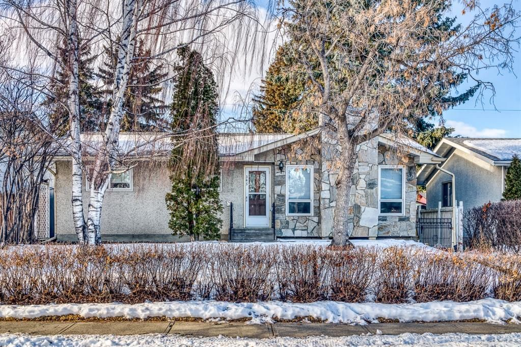 Main Photo: 345 Whitney Crescent SE in Calgary: Willow Park Detached for sale : MLS®# A1061580