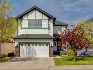 Photo 1: 140 BAYSIDE Point SW: Airdrie Detached for sale : MLS®# C4304964