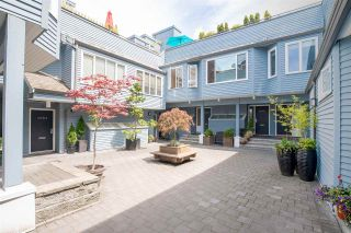 "Photo 8: 1676 ARBUTUS Street in Vancouver: Kitsilano Townhouse for sale in ""ARBUTUS COURT"" (Vancouver West)  : MLS®# R2527219"