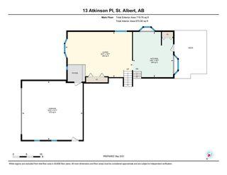Photo 46: 13 Atkinson Place: St. Albert House for sale : MLS®# E4243702