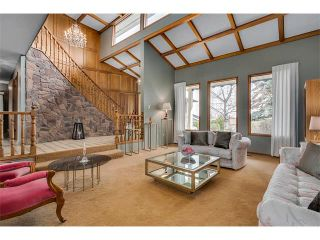 Photo 3: 27 COACHWOOD Place SW in Calgary: Coach Hill House for sale