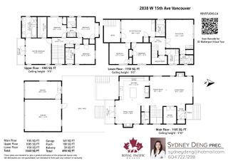 Photo 39: 2838 W 15TH Avenue in Vancouver: Kitsilano House for sale (Vancouver West)  : MLS®# R2616184