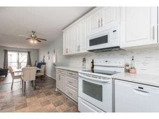"""Photo 3: 36 45435 KNIGHT Road in Chilliwack: Sardis West Vedder Rd Townhouse for sale in """"KEYPOINT VILLA"""" (Sardis)  : MLS®# R2537072"""