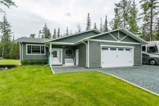 Photo 1: 2445 E SINTICH Avenue in Prince George: Pineview House for sale (PG Rural South (Zone 78))  : MLS®# R2485127